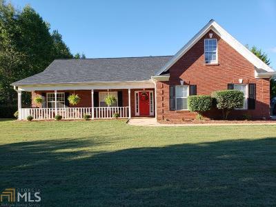 Covington Single Family Home New: 80 Stewart Hollow Ln