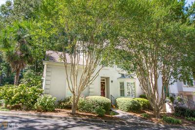 Decatur Condo/Townhouse Under Contract: 1524 Oak Grove Rd