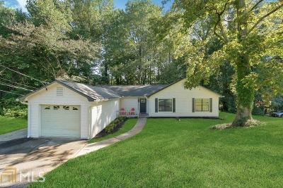 Marietta Single Family Home New: 5000 Turtle Rock Dr
