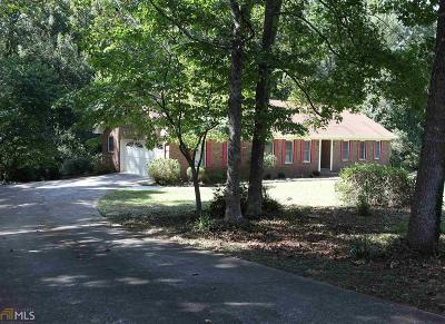 Conyers Single Family Home For Sale: 5307 Ashley Dr