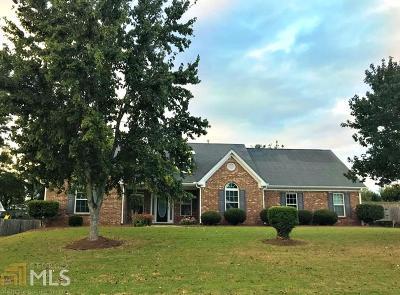 McDonough Single Family Home New: 254 Whitney Ln