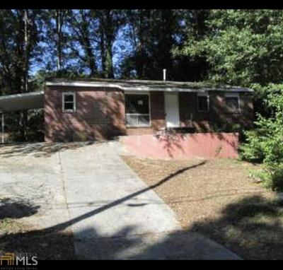 Fulton County Single Family Home New: 726 NW Alfred