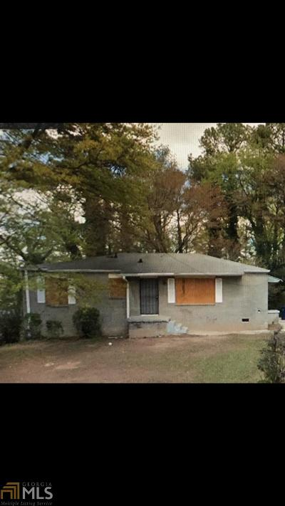 Fulton County Single Family Home New: 245 NW Argus Cir
