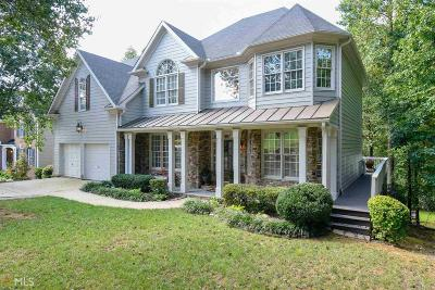 Dacula Single Family Home New: 1830 Millside Ter #18
