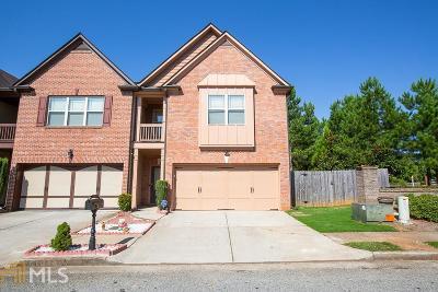 Gwinnett County Condo/Townhouse New: 1180 Pepper Ln