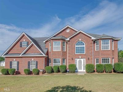 Mcdonough Single Family Home New: 553 Trotters Ln