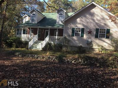 Newnan Single Family Home New: 167 Boy Scout Rd