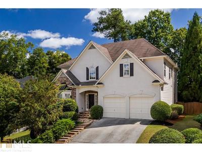 Cobb County Single Family Home New: 1710 Hidden Springs Trce