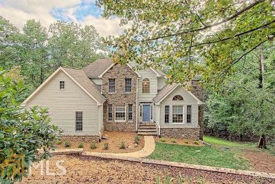 Habersham County Single Family Home New: 447 Yates Cir