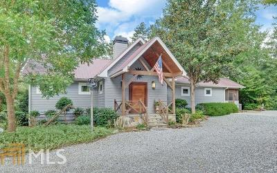 Cornelia Single Family Home For Sale: 1055 Old River Rd