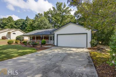Peachtree City Single Family Home New: 410 Hampton Green