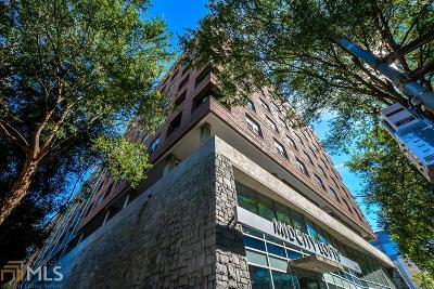 Midcity Lofts Condo/Townhouse For Sale: 845 Spring St #PH 1