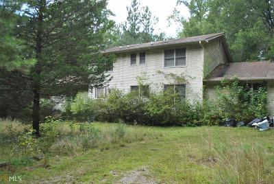 Stockbridge Single Family Home New: 888 McCullough Rd