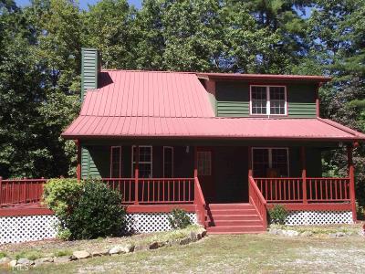 Blairsville Single Family Home New: 231 Wilmar Cir
