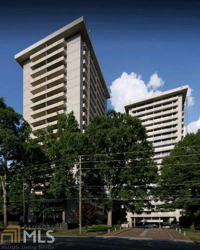 Atlanta Condo/Townhouse New: 2575 Peachtree Rd #17B part