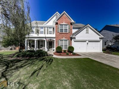 Suwanee Single Family Home New: 255 Gaines Oak #62