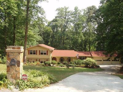 Clayton County Single Family Home New: 2036 Kunuga Dr