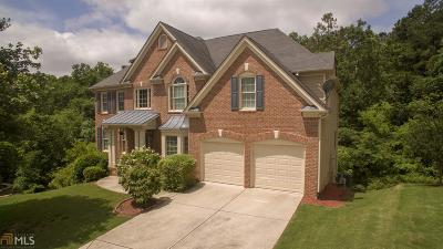 Gwinnett County Single Family Home New: 892 Preserve Bluff Dr