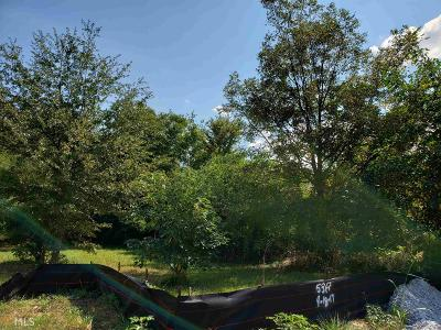 Stone Mountain Residential Lots & Land For Sale: 603 N Stone Mountain Lithonia Rd
