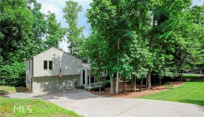 Marietta Single Family Home New: 2895 Sudbury Ct