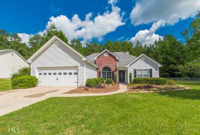 Loganville Single Family Home New: 651 Magnolia Dr