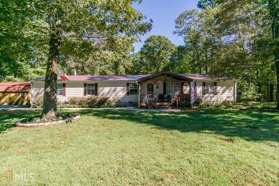 Cleveland Single Family Home New: 56 Oak View Trl