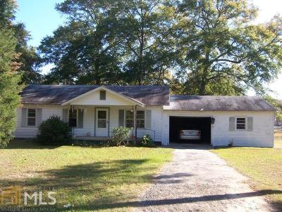 Brooklet Single Family Home For Sale: 512 Spence Rd
