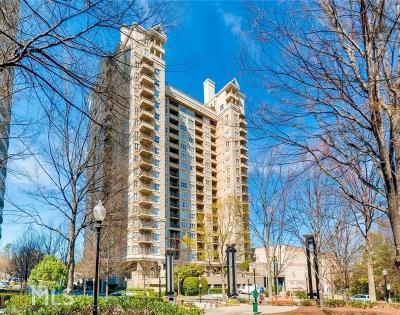 Meridian Buckhead Condo/Townhouse Under Contract: 3334 Peachtree Rd #811