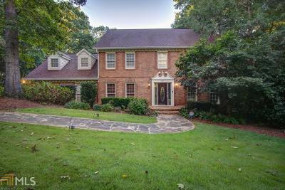 Atlanta Single Family Home New: 305 Skyridge Dr