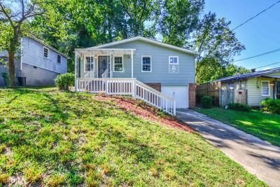 Fulton County Single Family Home New: 106 SE Turman Ave