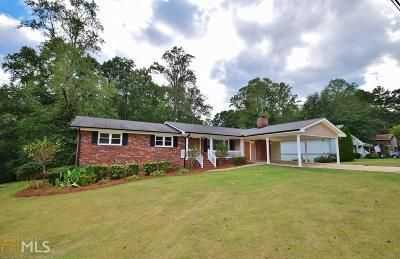 Winder Single Family Home New: 954 Pine Valley Rd