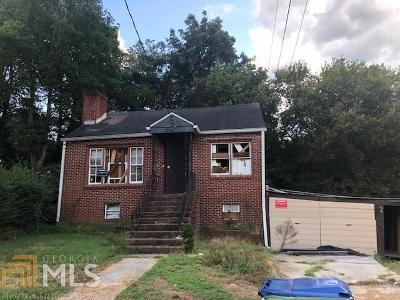 Washington Park Single Family Home New: 1084 Ollie Cir