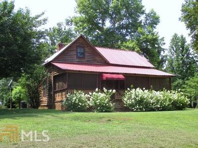 Clarkesville Single Family Home New: 1211 Preacher Campbell Rd