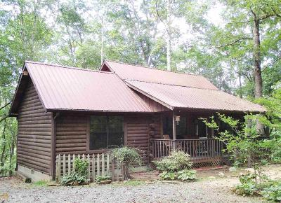 Hiawassee Single Family Home Contingent With Kickout: 7477 Highway 76 E