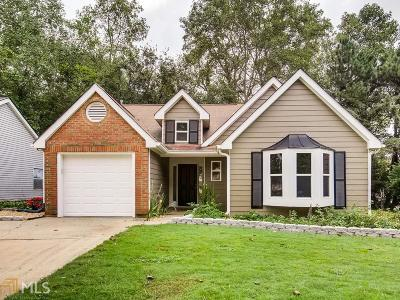 Marietta Single Family Home Under Contract: 878 Halston