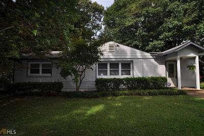Decatur Single Family Home New: 3112 Anthony Dr