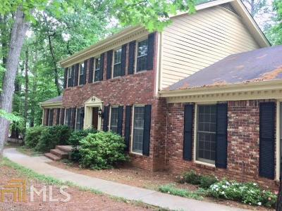Stone Mountain Single Family Home New: 4212 Kings Troop