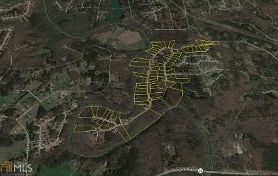 Conyers Residential Lots & Land New: 2027 Fontainbleau Dr #Lot 14