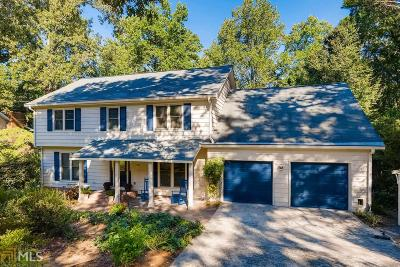Dekalb County Single Family Home New: 1081 Ragley Hall Rd