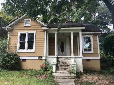 Fulton County Single Family Home New: 220 Burbank