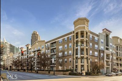 Element Condo/Townhouse New: 390 17th St #3025