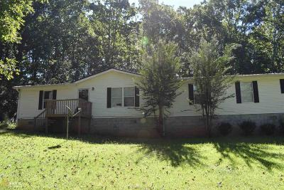 Flowery Branch  Single Family Home New: 4928 Cash Rd