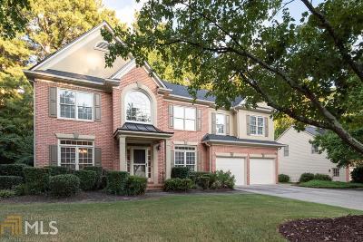 Alpharetta Single Family Home New: 420 Millhaven Way