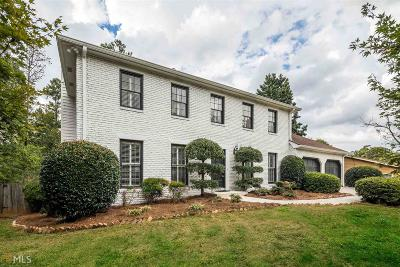 Marietta Single Family Home New: 3017 Greenfield Dr
