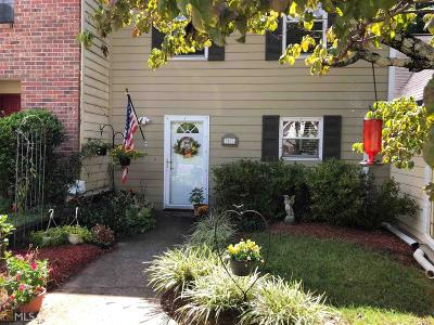Kennesaw GA Condo/Townhouse New: $129,900