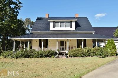 Elberton GA Single Family Home New: $224,900