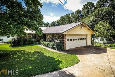 Henry County Single Family Home Under Contract: 318 Davis Rd