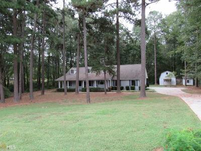 Mcdonough Single Family Home Under Contract: 25 Bethany Woods Ct
