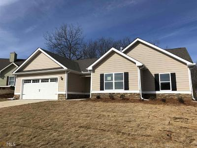 Statham Single Family Home For Sale: 1217 Oak Springs Way