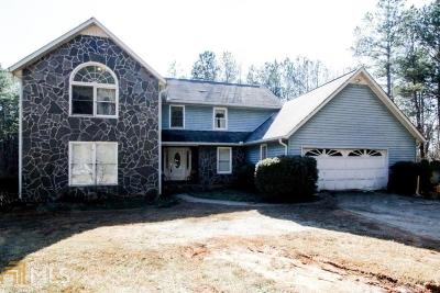 Newnan Single Family Home New: 250 Handy Road